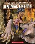 animal feet