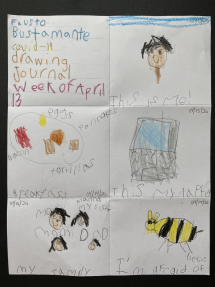 Fausto, 1st Grade